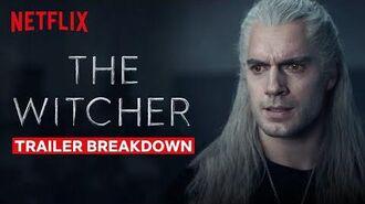 The Witcher Trailer Breakdown Netflix