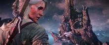 The Witcher 3 E3 2014 trailer Ciri