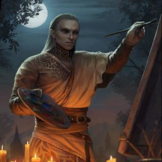 Ґе'ельс у грі «Гвинт: відьмацька картярська гра»