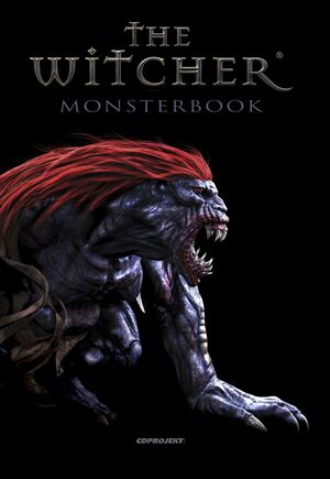 Monsterbook cover