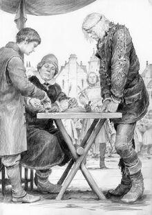 Denis Gordeev Herbolth and Geralt