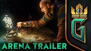 BETA VIDEO GWENT THE WITCHER CARD GAME ARENA TRAILER (New game mode)