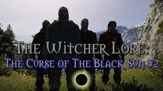 Legends of The Witcher The Curse of The Black Sun Deidre