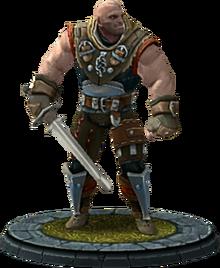 Twba character model Letho