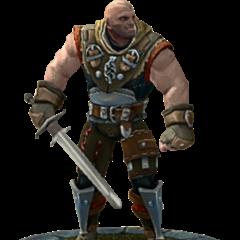 نموذج ليثو في حلبة معركة الويتشر