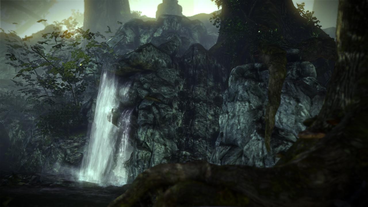 World S Tallest Waterfall Tres Hermanas