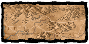 Places Caingorn