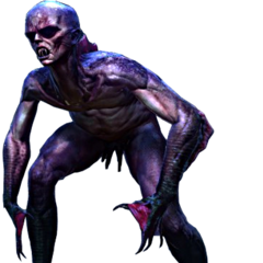 Render of drowned dead from TW2