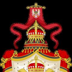 Герб Реданії, що об'єднала Північ
