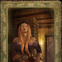 Романтична картка Адди (цензурна).
