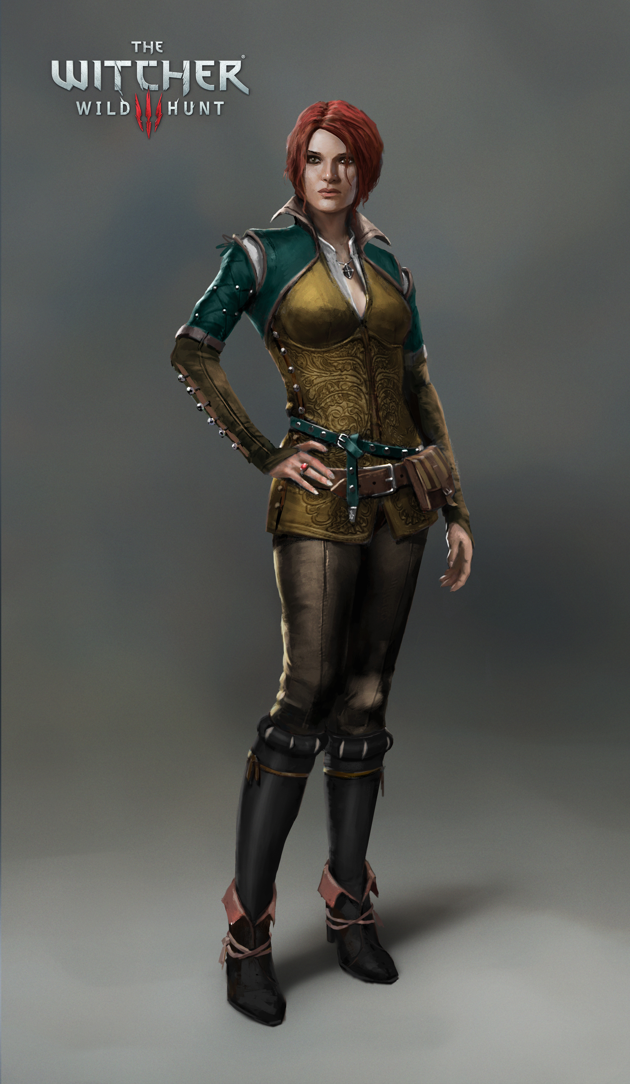 The Witcher 3 Wild Hunt-Triss