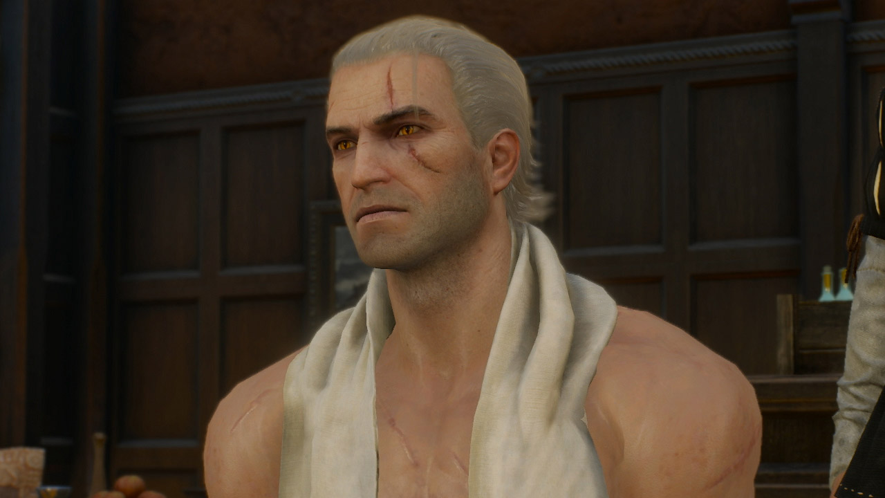 Beard And Hairstyle Set Witcher Wiki Fandom