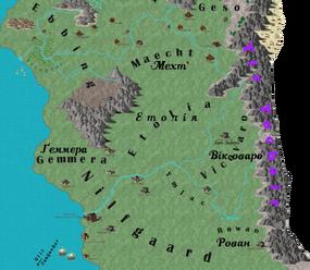 КартаВіковаро