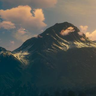 Гора Горгона