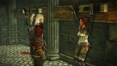 Saving Triss (The Witcher 2) Full HD