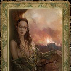 Романтична картка Торувіель (цензурна)