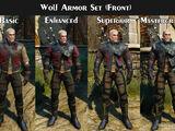 لعبة البحث: معدات مدرسة الذئب
