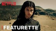 The Witcher Character Introduction Yennefer of Vengerberg Netflix
