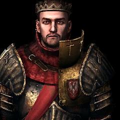 Král <b>Radovid V.</b> v deníku hry Zaklínač 2: Vrahové králů