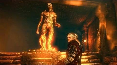 Forgotten Vran Sword (The Witcher 2) Full HD