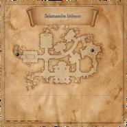 Map Salamandra hideout