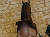 Superior racing saddle