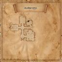 Map Agnes crypt