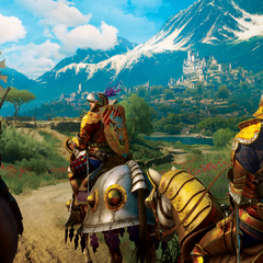 arriving in Toussaint