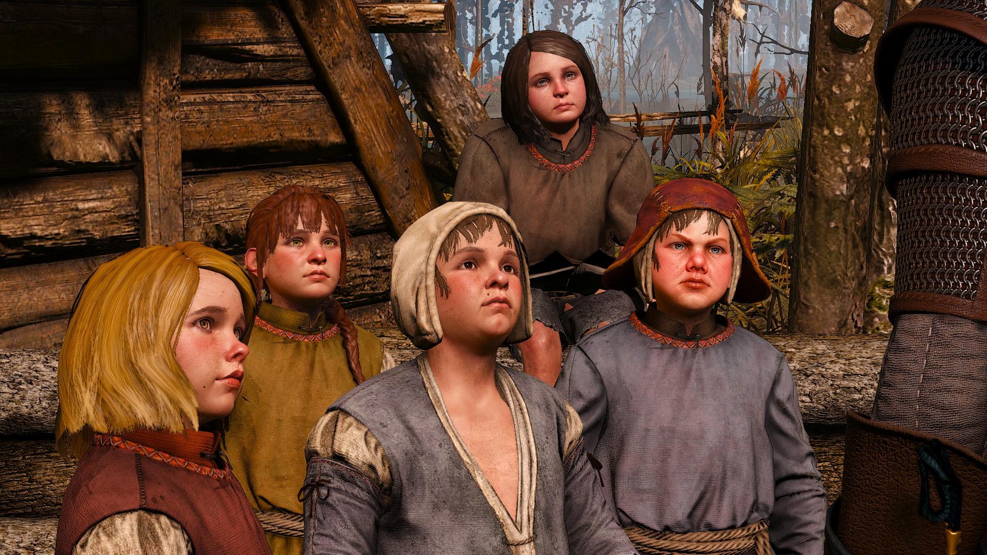 Ladies of the Wood   Witcher Wiki   FANDOM powered by Wikia