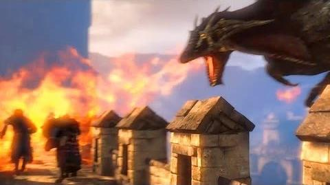 Dragon (The Witcher 2) HD