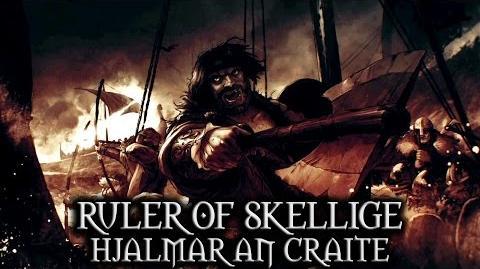 The Witcher 3- Wild Hunt - Conclusion -8 - Ruler of Skellige - Hjalmar an Craite