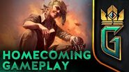 GWENT THE WITCHER CARD GAME Homecoming Developer Stream 05.10