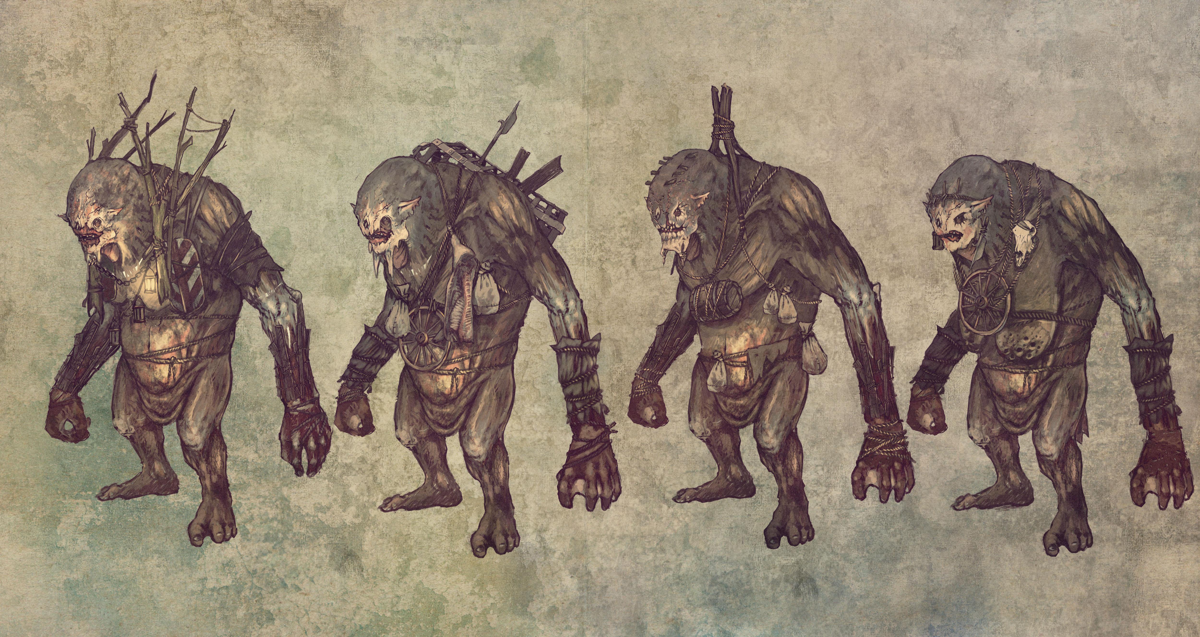 Tw2 conceptart trolls