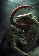 Tw3 cardart monsters toad