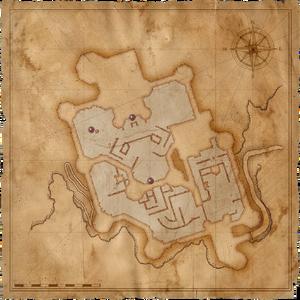 Map KM courtyard