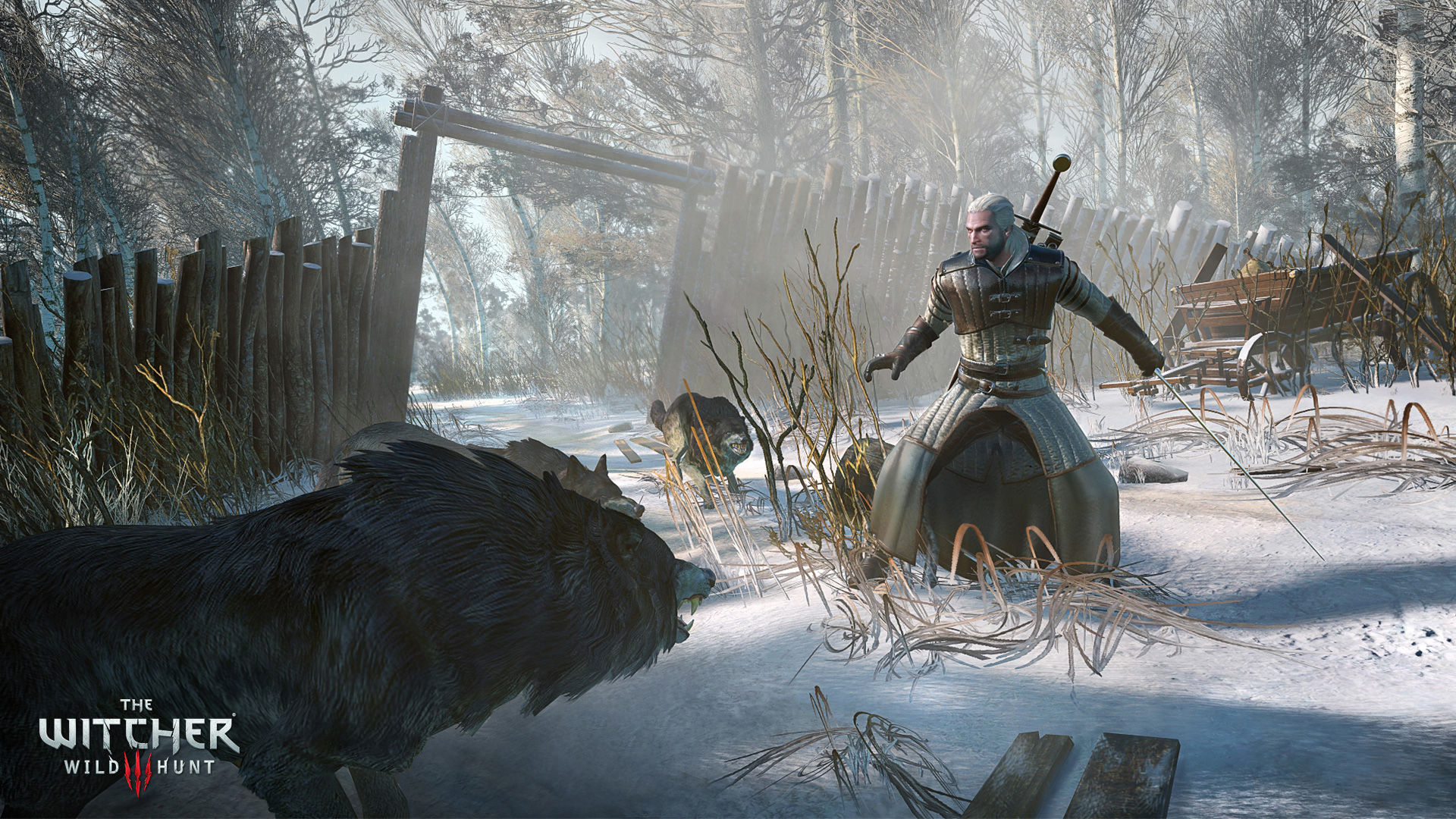 The witcher 3 wild hunt geralt can take care of himself in any s 91396 (1)