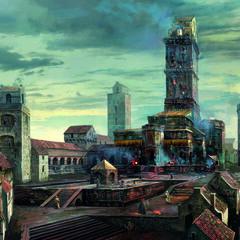 المعبد الكبير المعروف باسم الوتد الأكبر