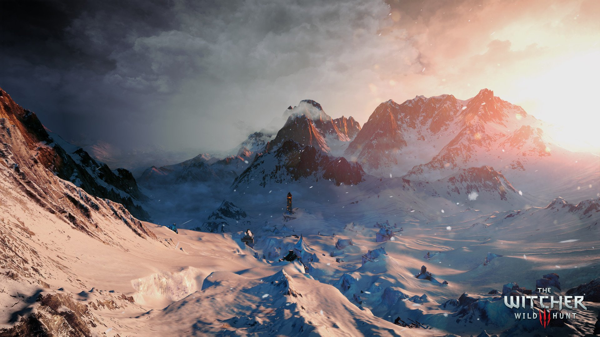 Tw3 promo screenshot Ice Plains