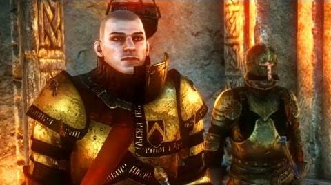 Death of Prince Stennis (The Witcher 2) Full HD