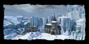 Places Icy Plains