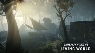 The Witcher 2 - PC - GamePlay Video 2 - Living World