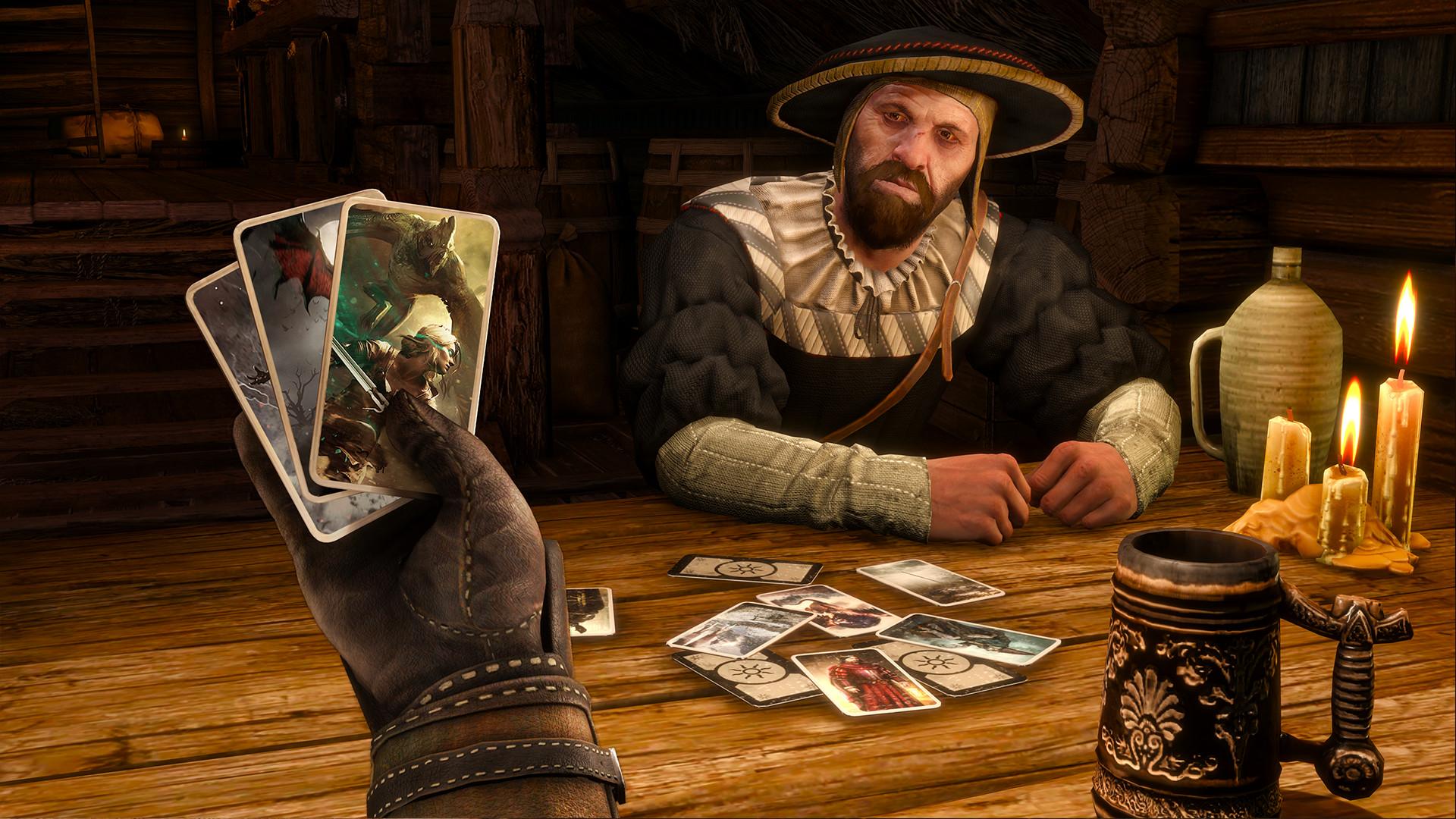 Ballad Heroes gwent card set   Witcher Wiki   FANDOM powered