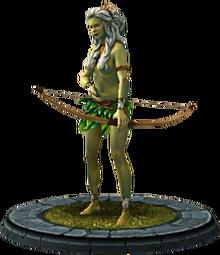 Twba character model Eithne