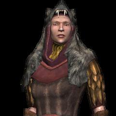 Scoia'tael huntress