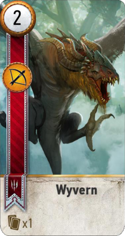 File:Tw3 gwent card face Wyvern.png