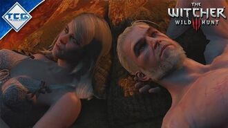 The Witcher 3 - Keira Metz Romance and Sex (Romance and Sex Scene)
