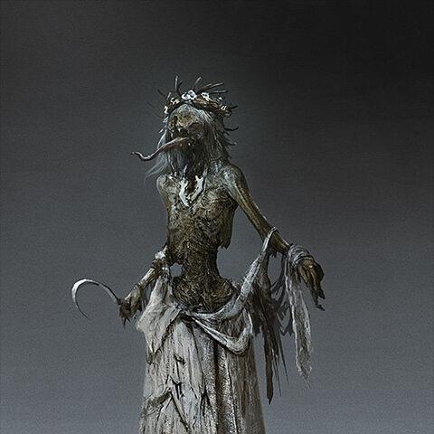 The Witcher 3: Wild Hunt - concept art
