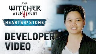 The Witcher 3 Wild Hunt - Hearts of Stone Developer Video