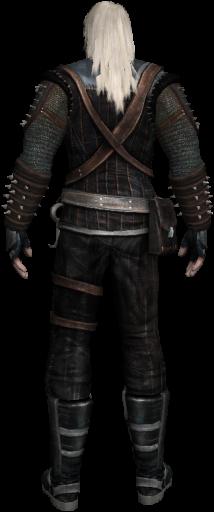 Geralt 5 back
