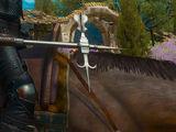 Toussaint knight's war hammer